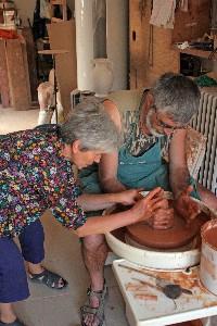 atelier poterie du queyras